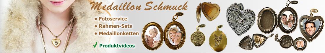 Medaillon Schmuck